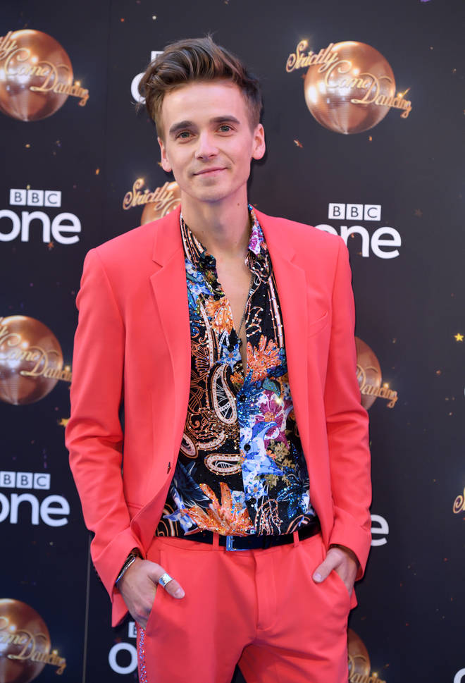 Joe's fans voted in their droves during Strictly 2018