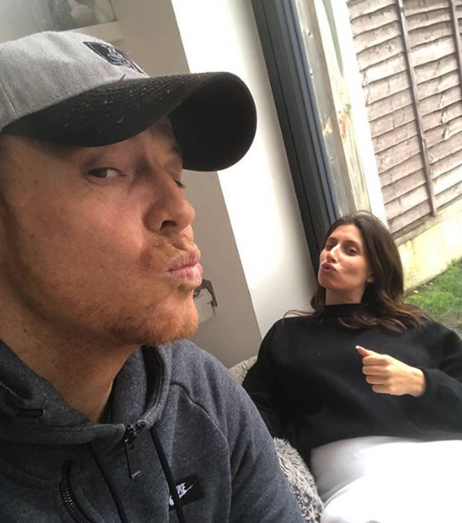 Joe Swash and Stacey Solomon announced their pregnancy earlier this year