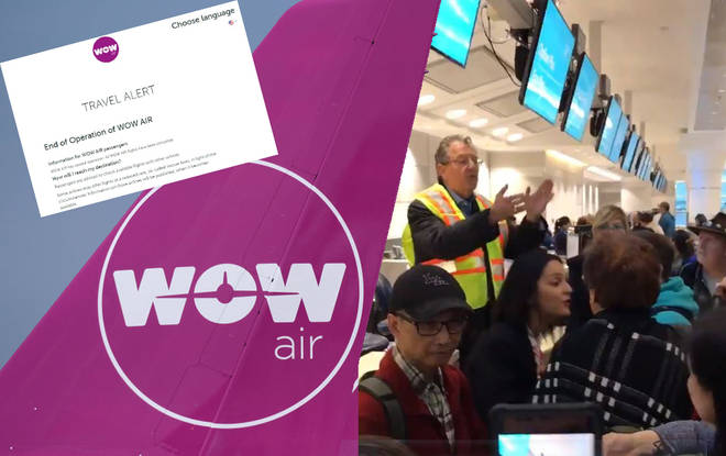 Wow Air Asset
