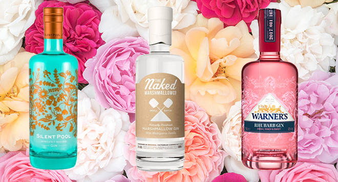 These gorgeous gins would all make an eye-catching present