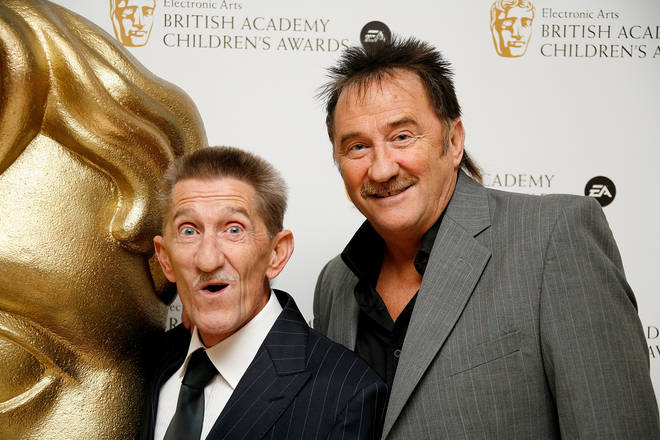 Barry and Paul Chuckle enjoyed success across five decades