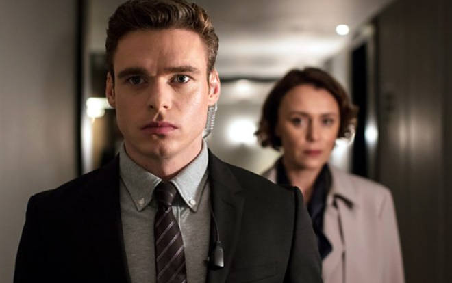 Bodyguard has been nominated for Best Drama Series alongside Killing Eve