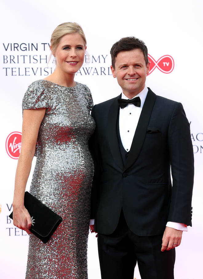 Dec and Ali Astall welcomed their little girl in September 2018