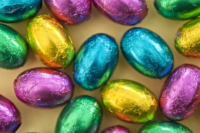 Easter eggs are 'fuelling obesity' according to health experts