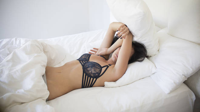 Should you wear your bra in bed?