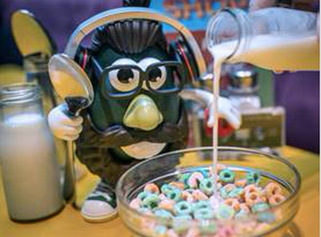 Mr Avo Head is a big fan of cereal cafes