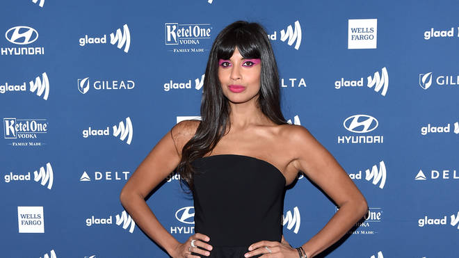 Jameela Jamil has found success in Hollywood