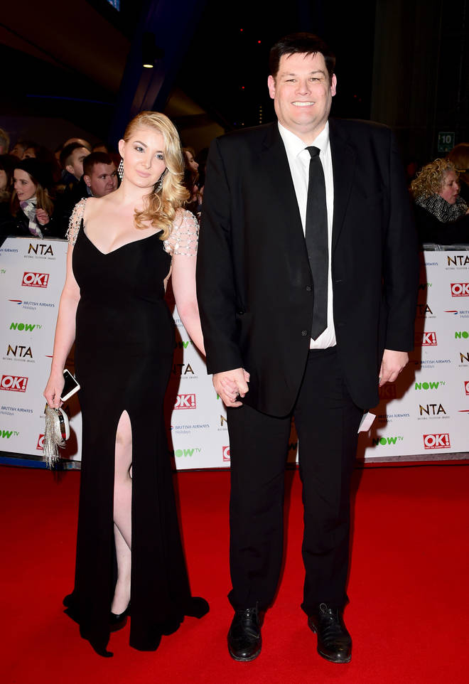The Chase star Mark Labbett and his wife are cousins