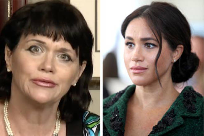 Meghan Markle has not spoken to her half sister for years