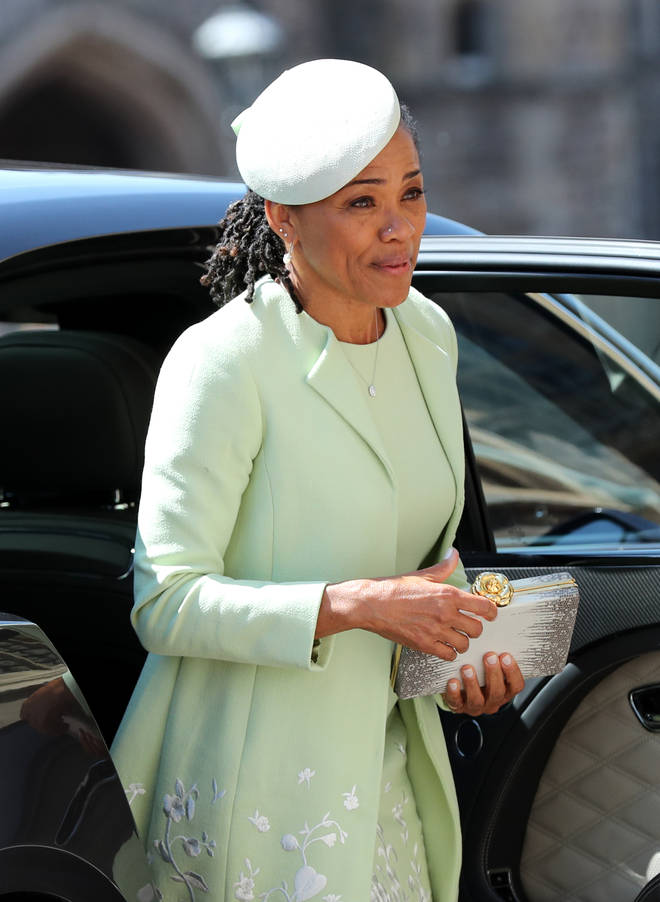 Doria Ragland is a yoga instructor and social worker