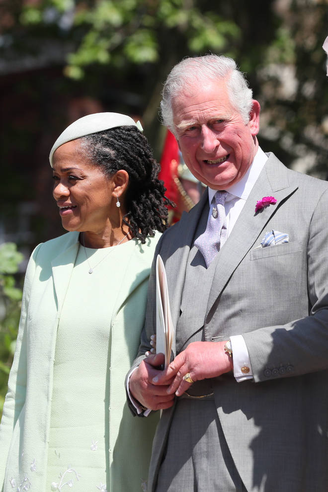 Doria Ragland was welcomed with open arms by the royal family