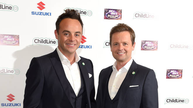 The Geordie TV duo will reunite this year for Britain's Got Talent