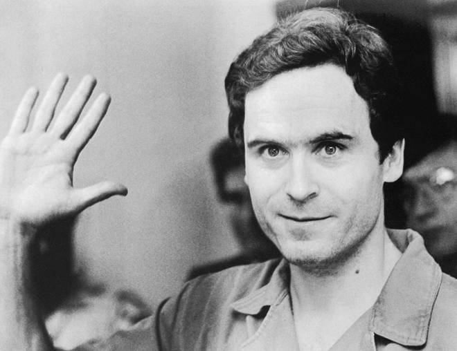 Ted Bundy was sentenced to death for his crimes in 1989