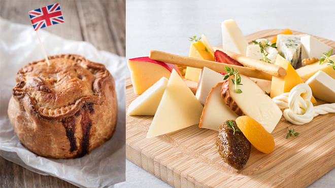 Brexit will mean Brits won't be able to take porky treats and cheese platters on their travels