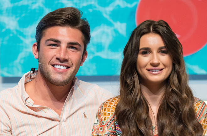 Dani and Jack have officially split