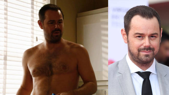 Danny Dyer has been considering breast reduction surgery