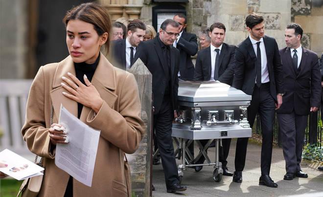 Mike Thalassitis funeral