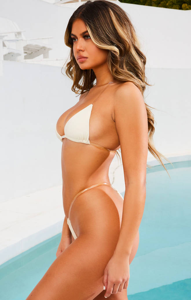 Oh Polly skinny dipping bikini