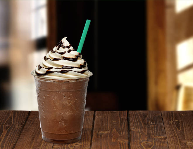 There are rumours of a Creme Egg frappuccino in the works