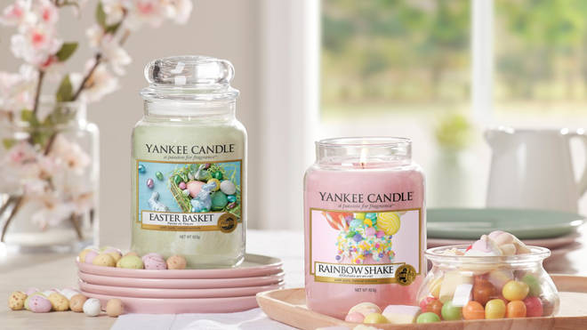 Yankee Candle has recently launched brand new Easter scents for 2019