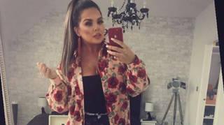 Scarlett Moffatt weight loss Instagram selfie