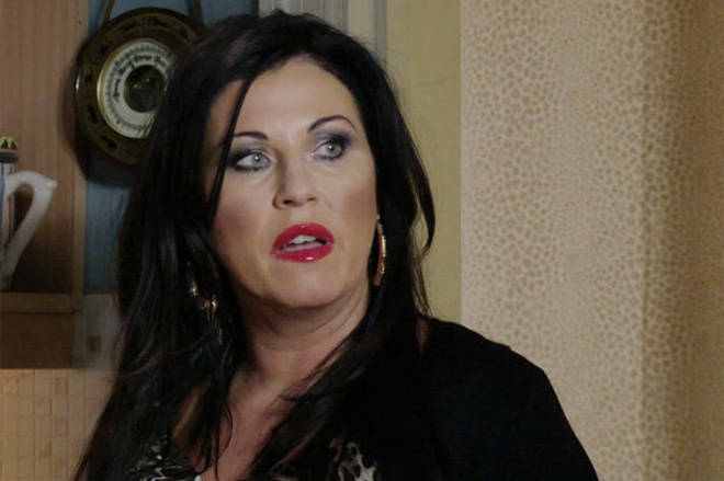 The tattoo shocked Eastenders star Jessie Wallace