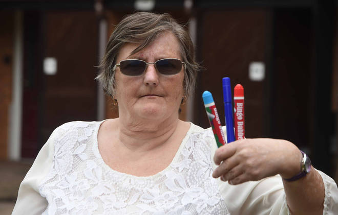 Jean Jones won £22,500 at bingo but now could be forced to live on the streets