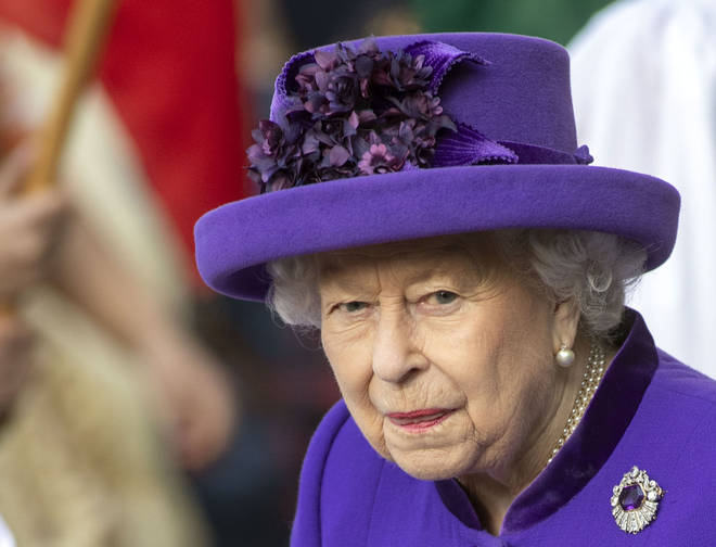 The Queen is reportedly not happy about the decision