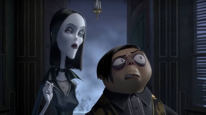 There's a new animated version of The Addams Family coming soon