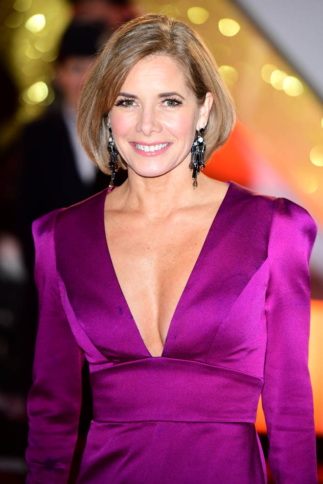 Darcey Bussell has quit Strictly Come Dancing