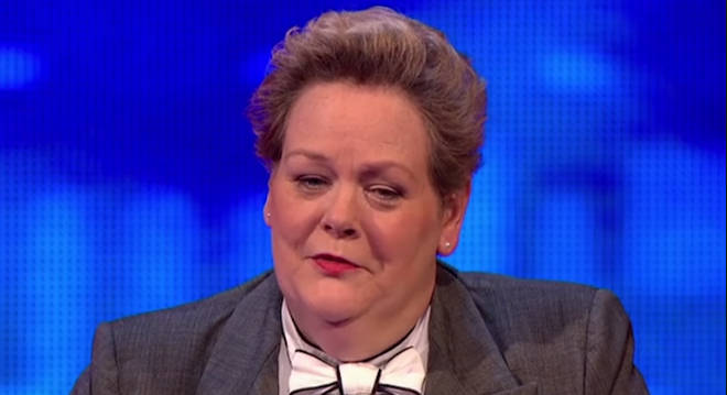 Anne Hegerty has revealed she was almost suspended for a tweet posted on her account