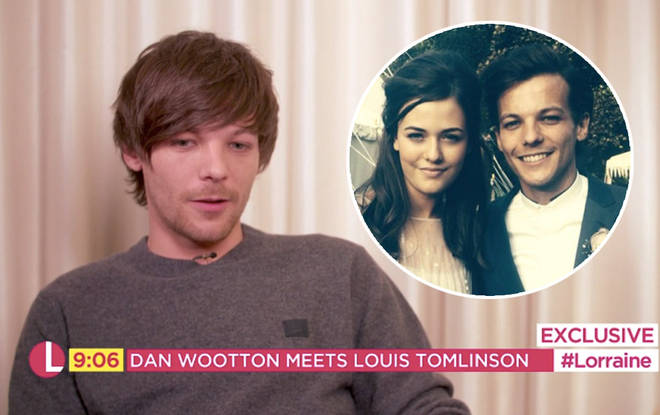 Louis Tomlinson and Felicty asset