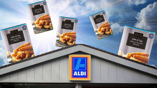 Aldi has just announced the return of their popular halloumi fries