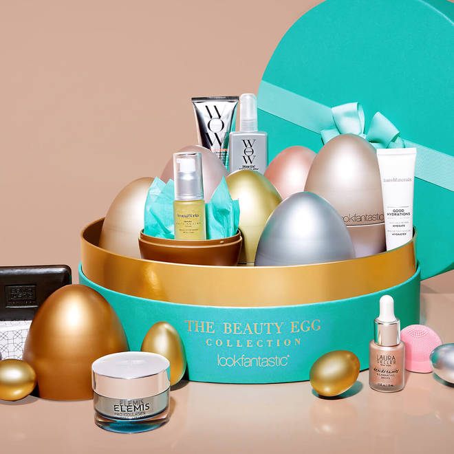 Lookfantastic have a great selection of products in their box of eggs