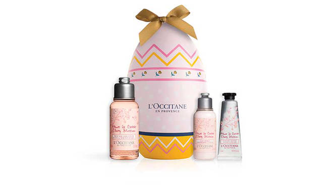 L'Occitane have a super affordable set for anyone who's a fan of the luxury brand