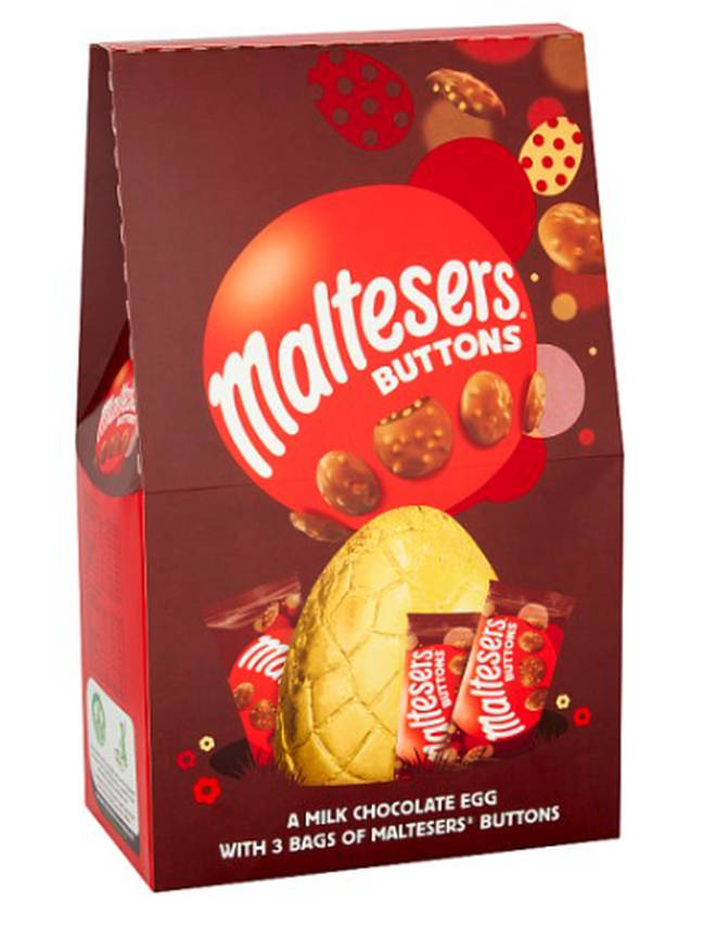 Maltesers Buttons Easter Egg £6