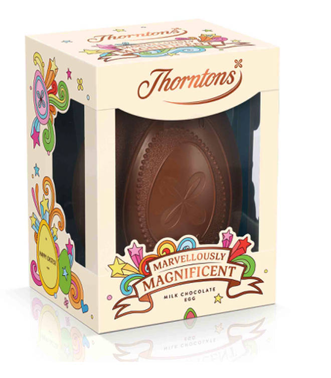 Thorton's Marvellous Magnificent Easter Egg £20