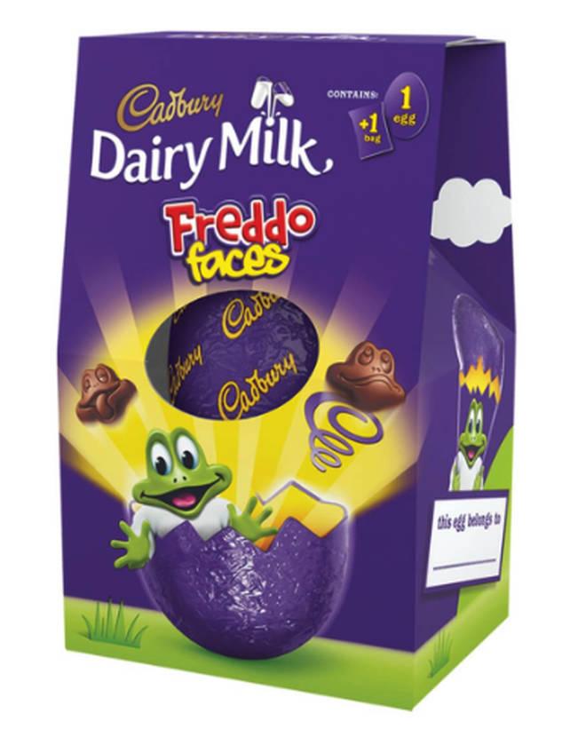 Cadbury's Dairy Milk Freddo Easter egg £1.50