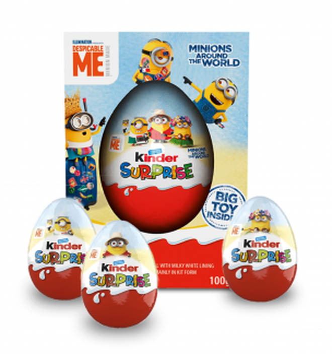 Kinder Surprise Easter Egg £5