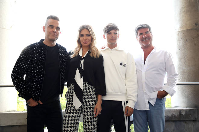 Ayda and Robbie have announced their departure from The X Factor judging panel