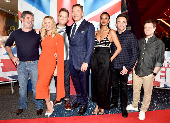 Stephen Mulhern says he's happy to have the BGT 'family' back together