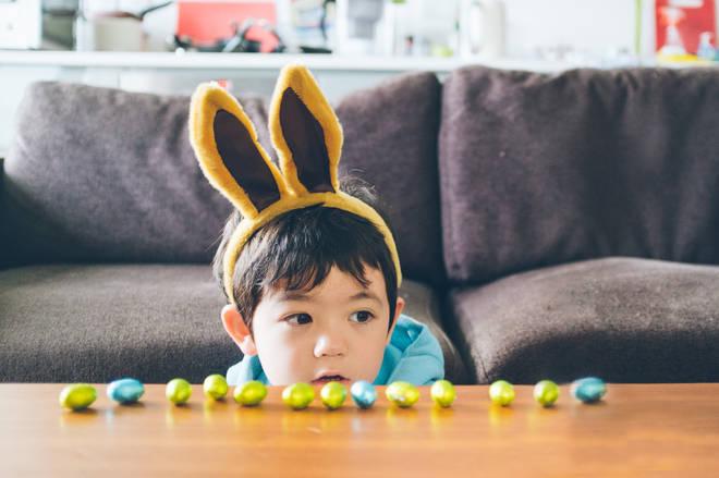 Easter weekend kicks off next week (stock image)