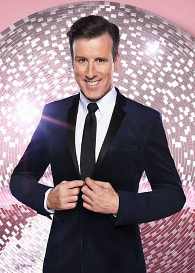 Anton Du Beke has been tipped to replace Darcey