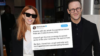 Stacey Dooley has spoken out after her new relationship was revealed