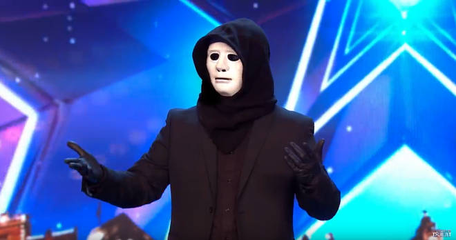 Britain's Got Talent fans claim they know the masked