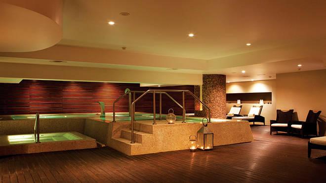 Corinthia Spa hotel