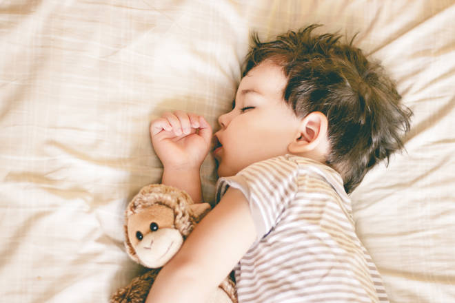 A study found that napping past the age of two can often effect sleep patterns in later life