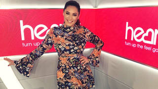 Kelly Brook came ready for a spot of sunshine