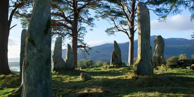 Outlander Scotland Travel Piece