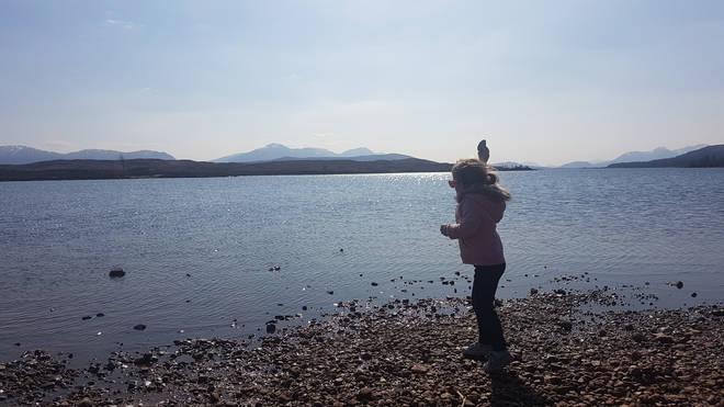 Scotland travel piece